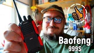 Рація BAOFENG BF-999S (BF-888S) | ПІДСУМКИ ТЕСТІВ