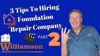 Before You Hire A Foundation Repair Contractor MP3
