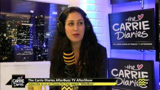 """The Carrie Diaries After Show Season 2 Episode 13 """"Run To You"""" 