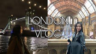 [여행 vlog] 행복했던 영국 런던 여행 (런던 아이…