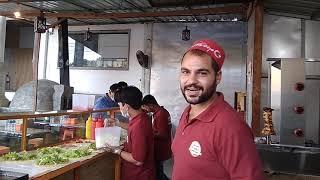 Recep cara membuat kebab asli Turki