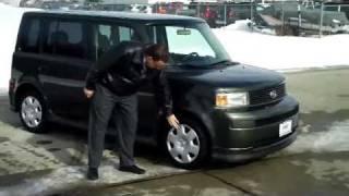 Used 2005 Scion XB for sale at Honda Cars of Bellevue...an Omaha Honda Dealer!