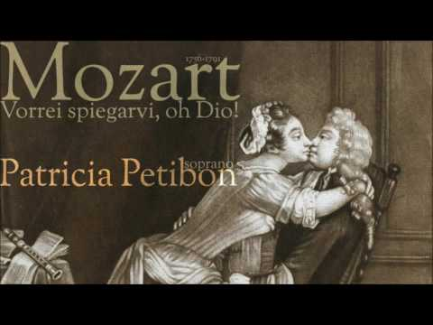 Mozart - Vorrei spiegarvi, oh Dio! - Patricia Petibon - soprano