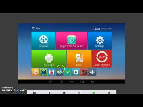 How to use kodi with an android tv box