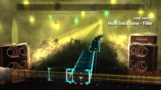 Rocksmith 2014 CDLC - Metallica - Moth Into Flame 96% Accuracy