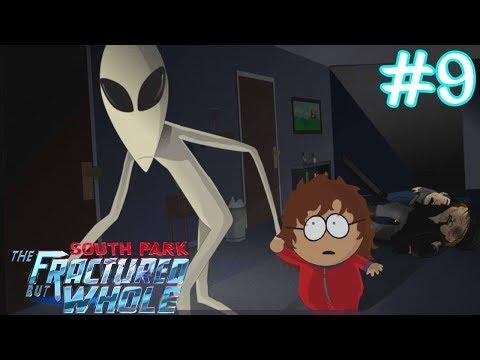 เอเลี่ยน จุงมือเข้าห้อง แล้วก็.. | South Park: The Fractured But Whole #9