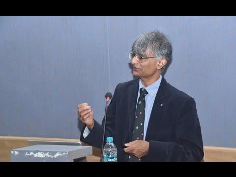 11th Dara P. Antia Memorial Lecture, March 2017