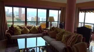 Элитная квартира в Бенидорме, комплекс Coblanca 33. VIP недвижимость в Испании(, 2015-09-01T15:05:55.000Z)
