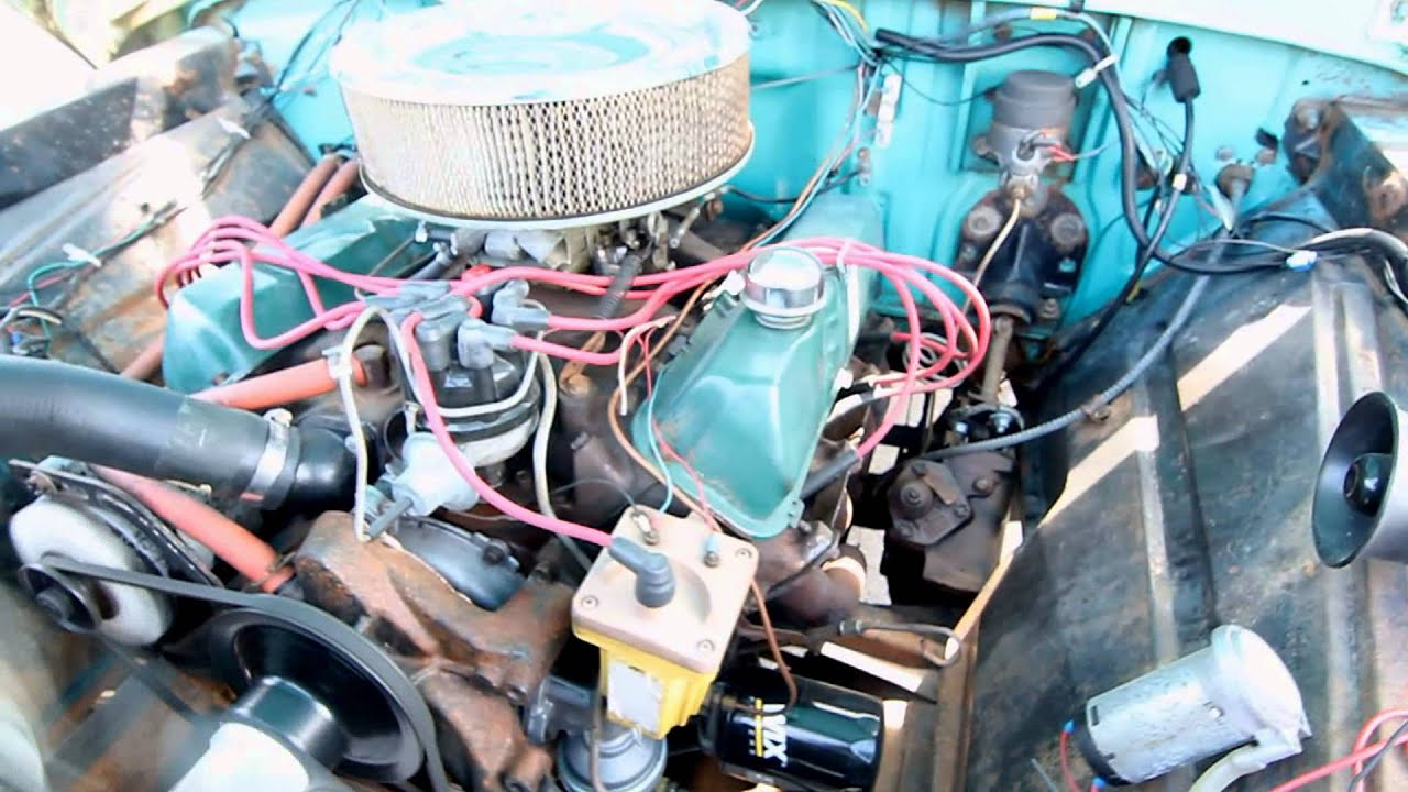 1965 Ford F100 Styleside / Stepside Pickup For Sale - YouTube