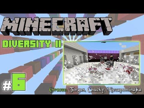 """Minecraft Escape: Diversity II z Torgus/Chucky! [6/x] - """"Rybiki z nieba!"""""""