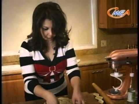 Samira's Kitchen Episode # 15 KLEECHA Famous Iraqi Cookies