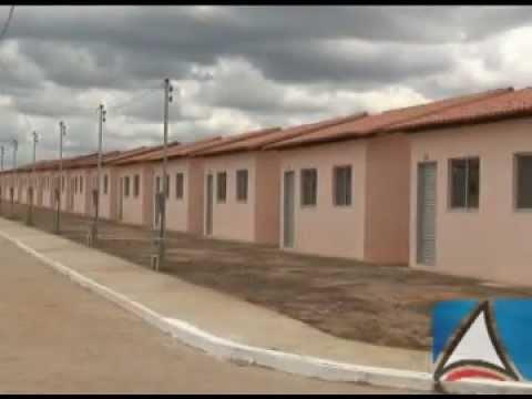 Programa Minha Casa, Minha Vida entrega casas a 500 famílias de Itaberaba