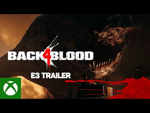 Back 4 Blood – Xbox & Bethesda Games Showcase 2021 – Official PvP Announce Trailer