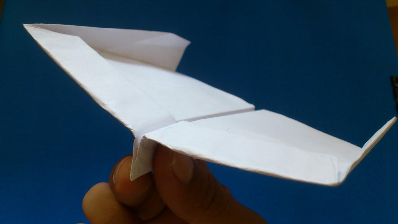 Membuat Origami Pesawat Guinnes Record