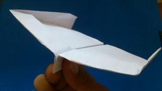 Cara Membuat Origami Pesawat Guinnes Record | Origami Pesawat