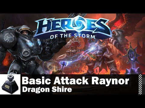 Heroes of the Storm - Raynor - Full Gameplay Commentary