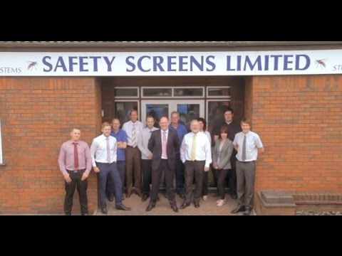 Safety Screens | www.safetyscreens.co.uk |  01260 295994