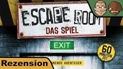 Escape Room: Das Spiel - Brettspiel - Review