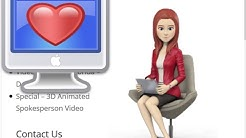 3D Animated Business Video - The Video Agency Call : 561-870-0128