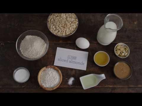 almond-butter-oatmeal-muffins-|-quaker®