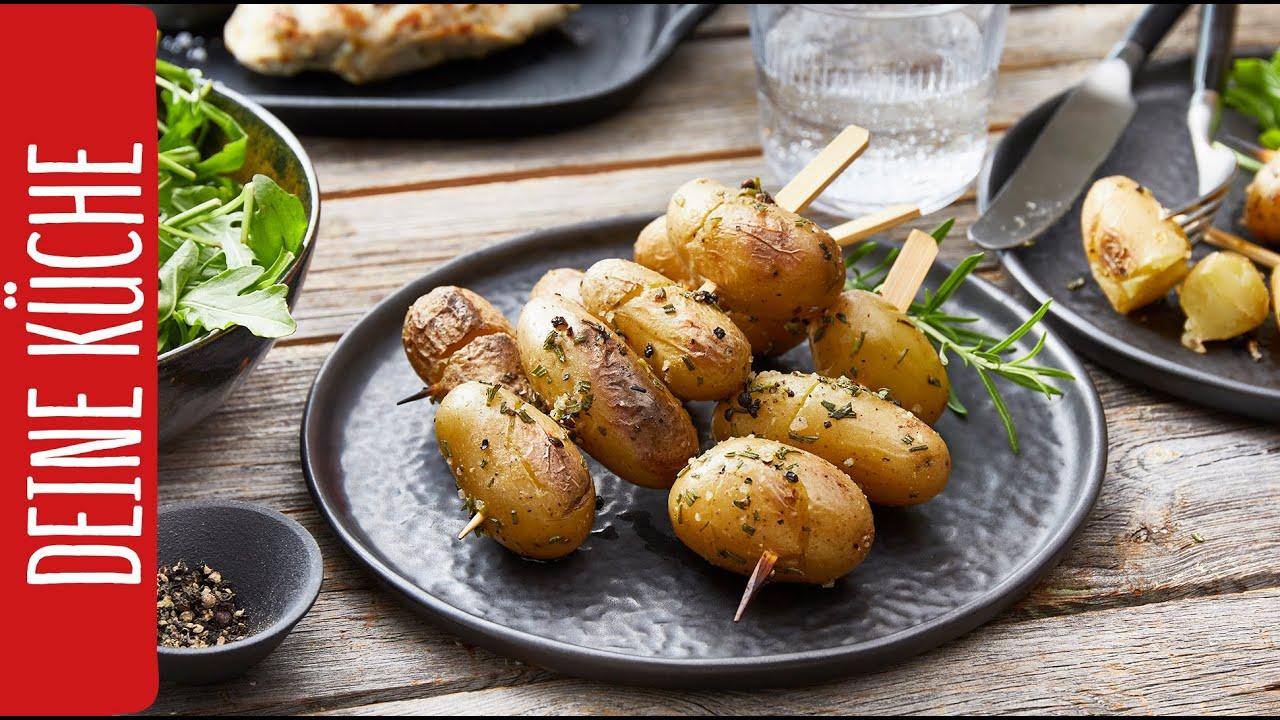Rosmarinkartoffeln vom Grill | REWE Deine Küche