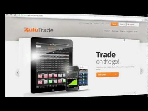 ZuluTrade - Forex on Autopilot