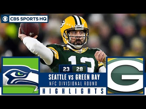 Seahawks Vs. Packers Post Game Analysis: Packers Managed To Hold On Against Seattle | CBS Sports HQ