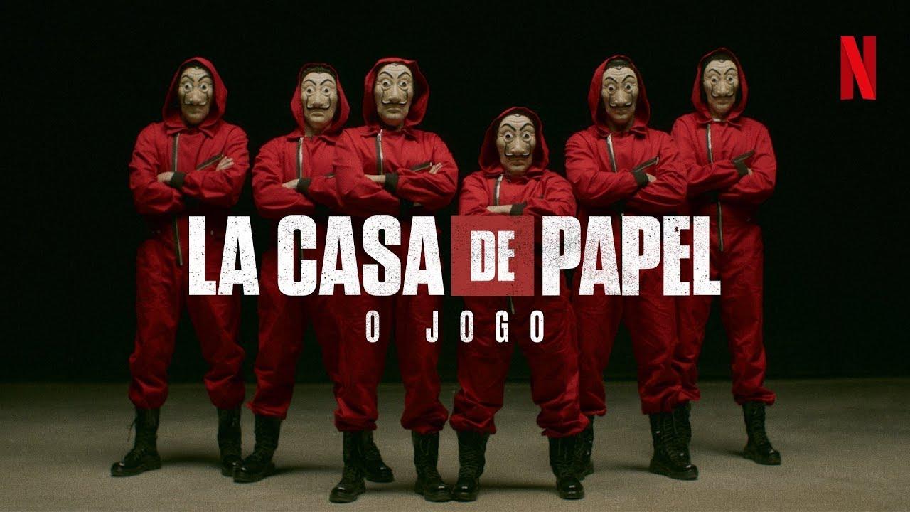 Netflix's 'La casa de Papel' Money Heist Season 4: Here Is ...  |La Casa De Papel
