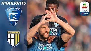 Empoli 3-3 Parma | Late Silvestre Goal Ties Thrilling Contest | Serie A