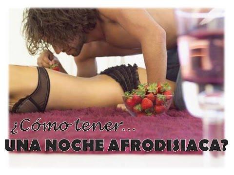 ¿Cómo tener una noche AFRODISIACA? - Noche de pasión / How to gave a night aphrodisiac?