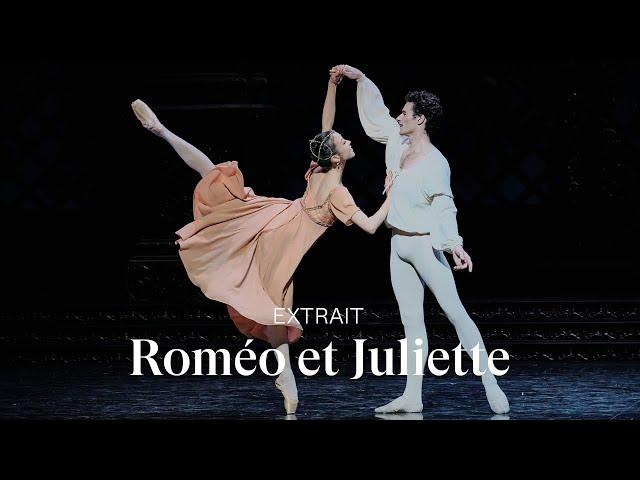 [EXTRAIT] ROMEO ET JULIETTE by Rudolf Noureev (Sae Eun Park & Paul Marque)