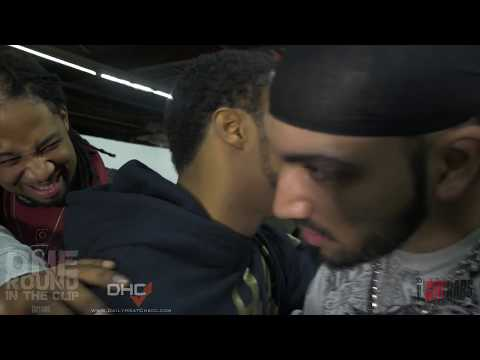 D BOOGZ VS REAL SIKH - ONE ROUND IN THE CLIP - PRESENTED BY iGOT BARS BATTLE LEAGUE