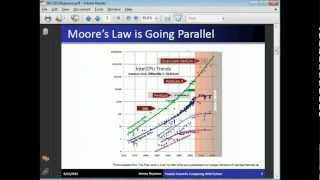 High Performance Computing with Python. Why Parallel? Why Python? (lecture 1/5)