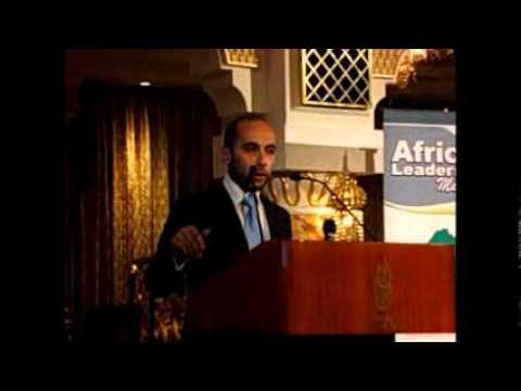Arab Business Leaders - Houssam Nasrawin Speech