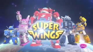 Capitulo Super Wings Mision en Marte + (super wings en español nuevos capitulos)