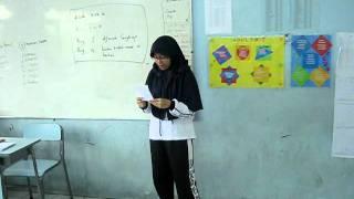 Basa Sunda Baca Pupuh Kinanti