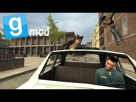 GOD DAMNIT NATHAN!!! (Grand Theft Auto Online Gmod)