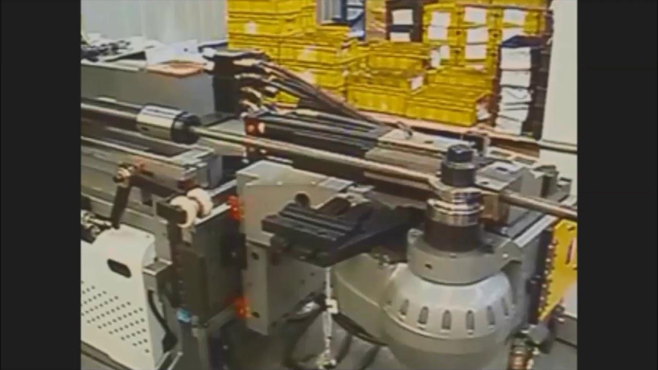 Tube Bending - G & J Steel Tubing, Inc