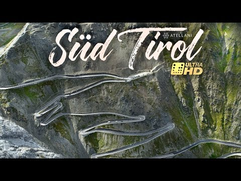 5K UHD Drone | Alto Adige | Sdtirol | Stelvio | Val Venosta | Italy