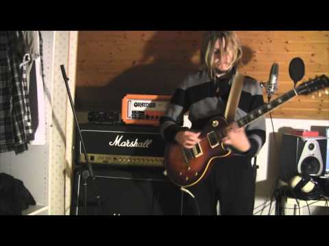 High On Fire - Baghdad Cover - Greco Les Paul