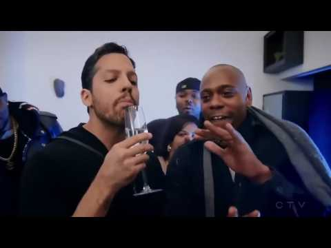 Dave Chappelle, Steph Curry & Drake FREAK OUT to Magician David Blaine