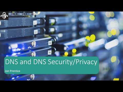 DNS and DNS Security