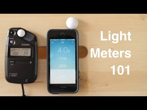 Light Meters 101: Sekonic Vs Lumu