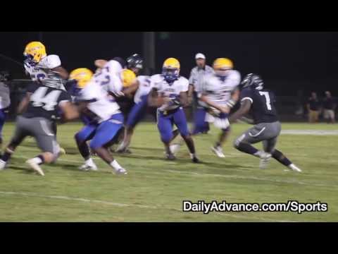 The Daily Advance sports highlights | High School Football | Edenton at Pasquotank