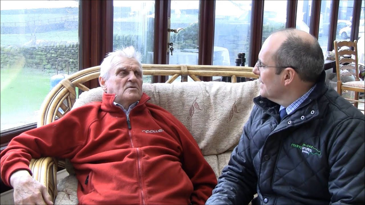the aintree grand national - harvey smith interview