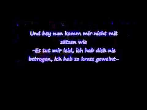 Sasa   Mein letztes Lied an dich lyrics