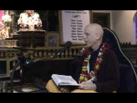 Prahladananda Swami - Lecture SB 7.6.1