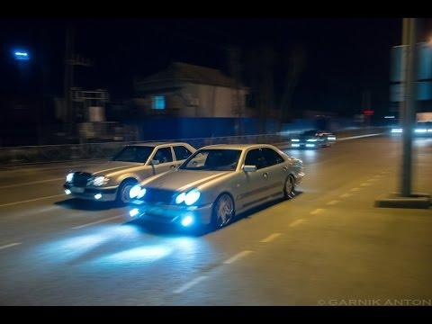 Mercedes W210 E500 VS W124 E500