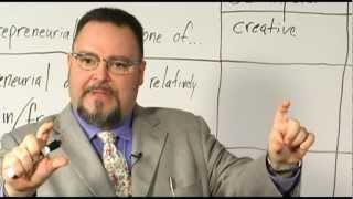 Dr. Alexei Marcoux on Defining Entrepreneurship
