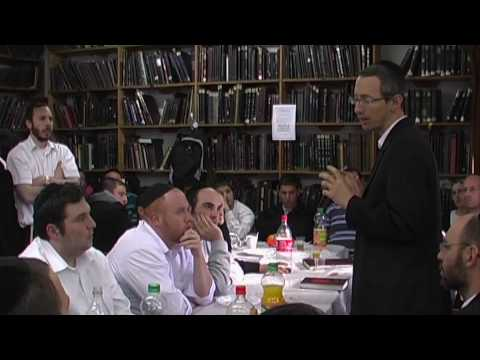 Center Program - Ohr Somayach, Israel (HD Version)